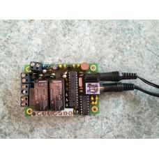 Easy Rotor Control 2 +1 relais